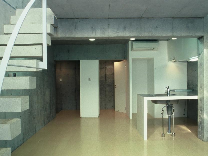 Residence LILASの部屋 賃貸スペース・内部