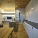 梅田町の家 | House in Umedaの写真 キッチン