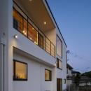 アルファ建築空間 佐世保オフィスの住宅事例「梅田町の家 | House in Umeda」