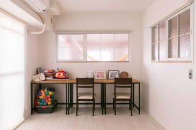 子供部屋 (nap.~ついお昼寝をしたくなる、光と風が心地よい住まい~)