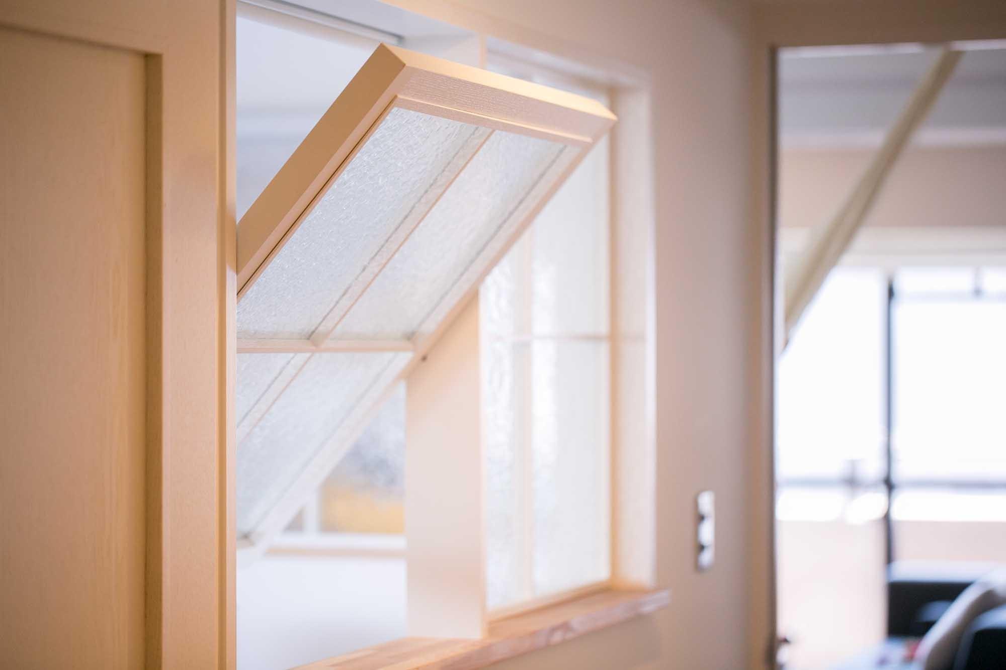 その他事例:内窓(nap.~ついお昼寝をしたくなる、光と風が心地よい住まい~)