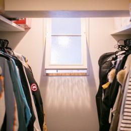nap.~ついお昼寝をしたくなる、光と風が心地よい住まい~ (ウォークインクローゼット&内窓)