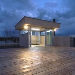 二世帯住宅リノベーション|新金岡の家 (ペントハウス)