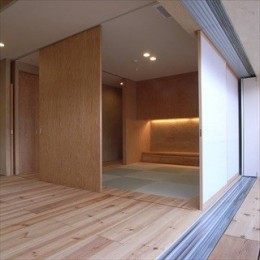 二世帯住宅リノベーション|新金岡の家