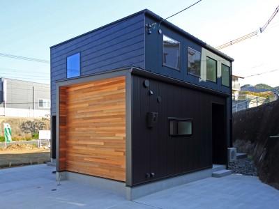 相浦の家 | House in Ainoura (外観)