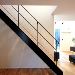 階段 (相浦の家 | House in Ainoura)