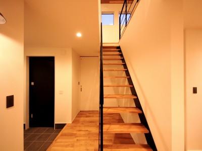 相浦の家 | House in Ainoura (階段)