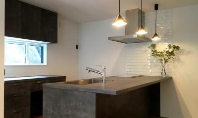 相浦の家 | House in Ainoura (キッチン)