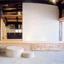 土間のある家| 500年目の大修理、旧家リノベーションの写真 土間