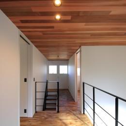 相浦の家 | House in Ainoura (吹抜)