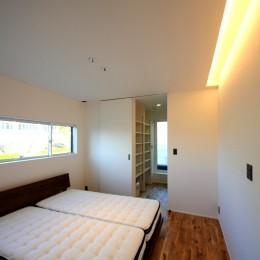 相浦の家 | House in Ainoura (寝室)