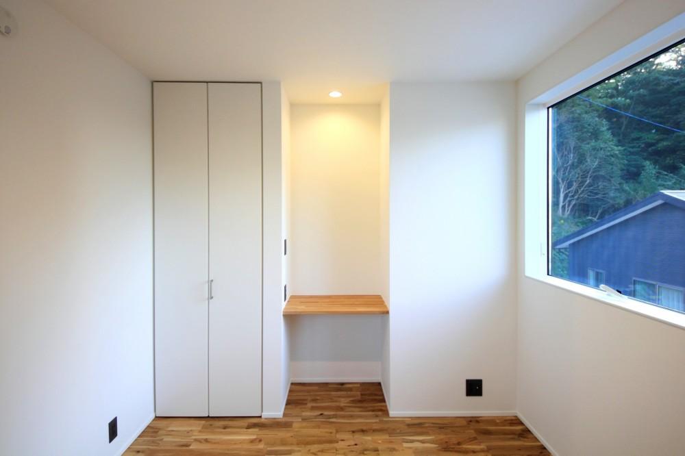 相浦の家 | House in Ainoura (子供部屋)