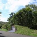 生駒の家|山のリゾート地に開かれたプライベートな週末の家の写真 ガレージ