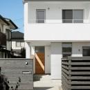 間窓の家 - ギャラリーのある暮らしの写真 外観