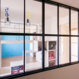 tone in~大切にしている家具が、そっと暮らしに調和する住まい~ (内窓)