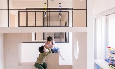 tone in~大切にしている家具が、そっと暮らしに調和する住まい~ (ロフト)