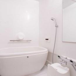tone in~大切にしている家具が、そっと暮らしに調和する住まい~ (浴室)