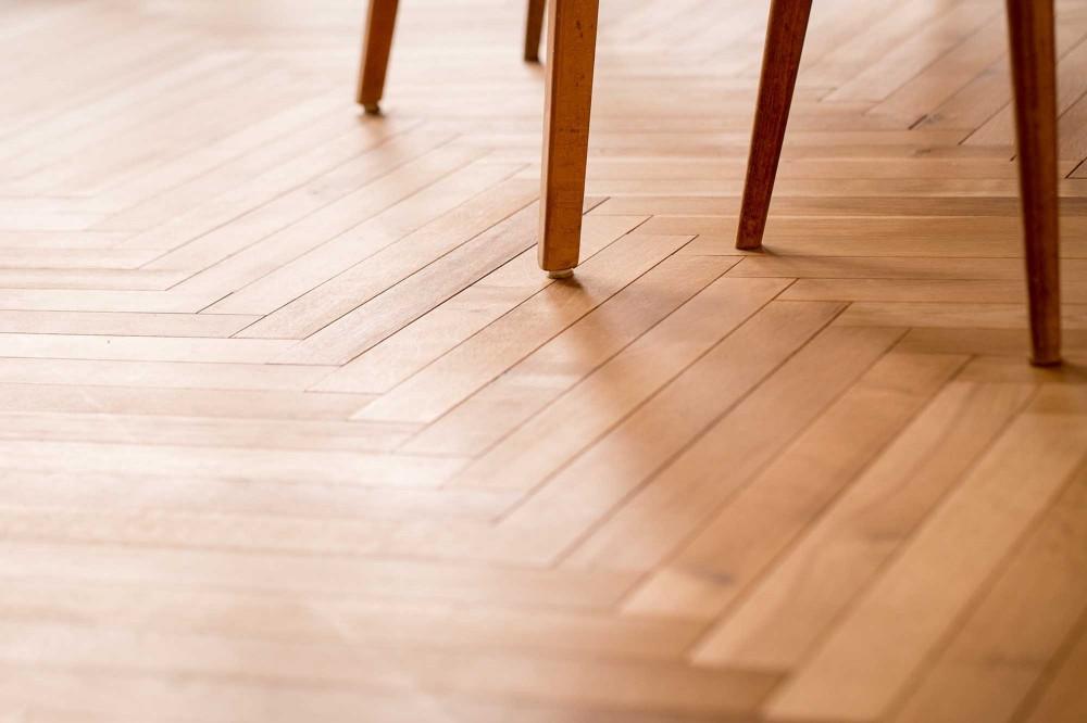 tone in~大切にしている家具が、そっと暮らしに調和する住まい~ (ヘリンボーン)