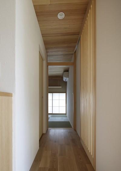 廊下 (二宮の家)