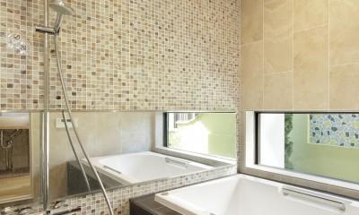 バスルーム|二宮の家