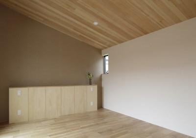 寝室 (二宮の家)
