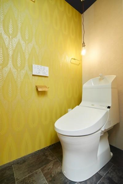 トイレ (こだわりの空間)