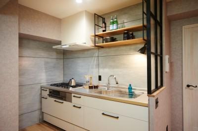 キッチン (こだわりの空間)