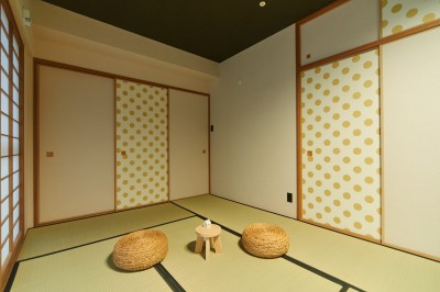 和室 (こだわりの空間)