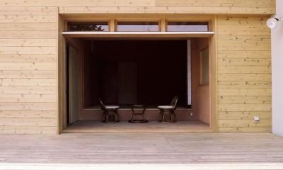 穏やかな時が流れる週末住宅 大室高原の別荘 (和室)