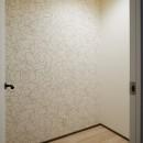 ナチュラルで柔らかい空気感の写真 防音室