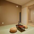 ナチュラルで柔らかい空気感の写真 和室