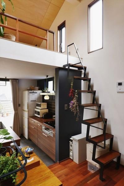 階段 (幼き日の原風景を切り取って…)