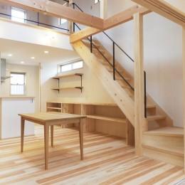 リビング階段の画像2
