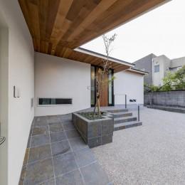 鶴舞の家 (外観)