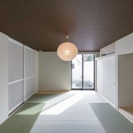 鶴舞の家 (和室)