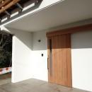 桑島建築事務所の住宅事例「緑の中の家~自然の中で子供が伸び伸び育つ家~」