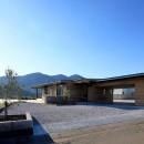 大薗貴洋の住宅事例「清武町の家~素材感を愉しむ家~」