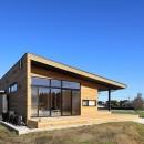 清武町の家~素材感を愉しむ家~の写真 南西側外観