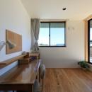清武町の家~素材感を愉しむ家~の写真 子供部屋