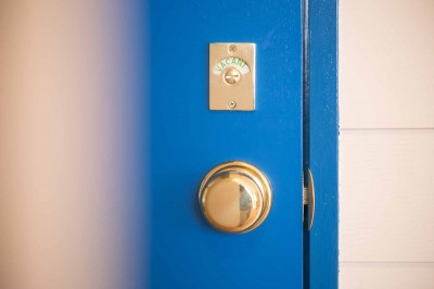 造作建具 (room blue ballen~「妻に心ときめくキッチンを」。想い溢れるワンルーム的リノベーション~)