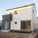トリニティハウスの住宅事例「モダンな和空間のある家」
