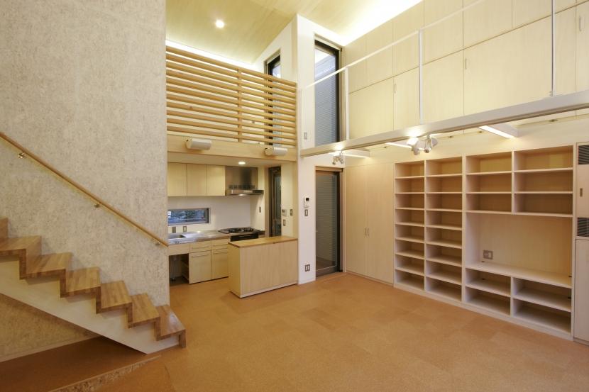 建築家:山本 邦史郎「犬と都心で暮らす家」