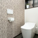 隠れ家リビングの写真 トイレ