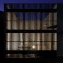 sadaltager/方位性を失うことのできるコートハウスの作り方を考える。の写真 外観