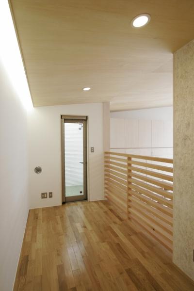 予備室 (犬と都心で暮らす家)