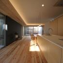 sadaltager/方位性を失うことのできるコートハウスの作り方を考える。の写真 キッチン