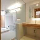 山本 邦史郎の住宅事例「犬と都心で暮らす家」