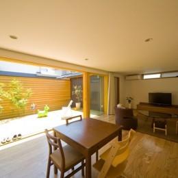 遠藤の家~中庭から穏やかな光が差し込む家~ (遠藤の家 日々の風景2)