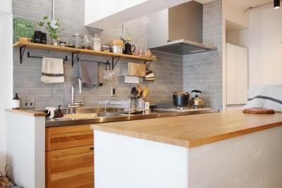 キッチン (暮らしのエッセンス)