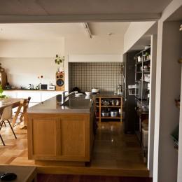 FMhouse // 築50年を過ぎたマンションのリノベーション